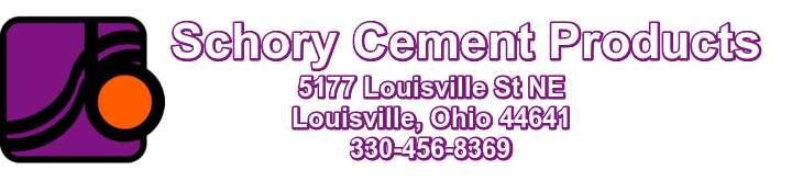 schory cement